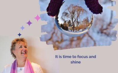 It is time to focus and shine