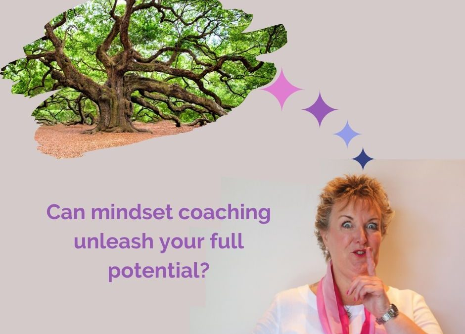 Can mindset coaching unleash potential?