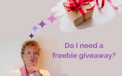 Do I need a freebie giveaway?