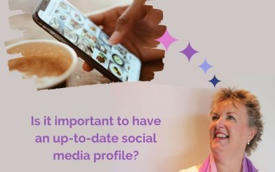Time to update your social media profile?